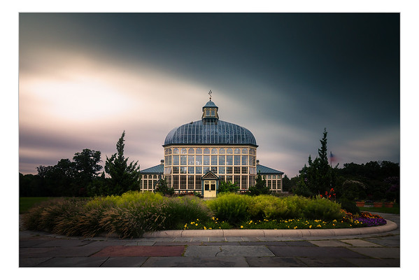 Rawlings Conservatory - If The Light Takes Us