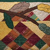 """Handmade quilt made by Maxine """"Maxi"""" in New Haven, Connecticut"""