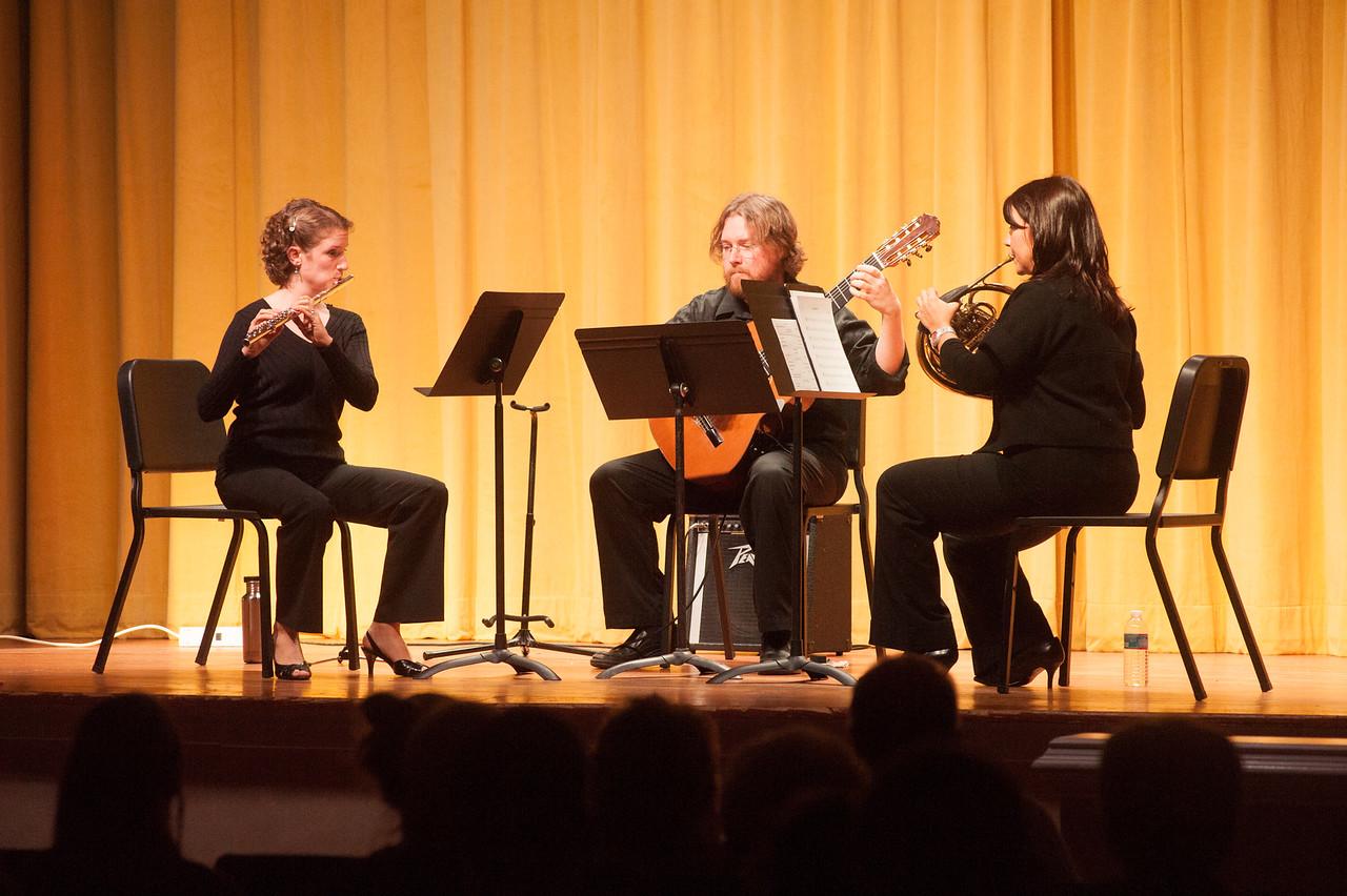 Diospyros, guest artist recital.