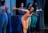"""""""Amor em 4 elementos"""" pela Cia. de dança aerea,"""
