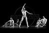 Ballet Nacional de Mexico, Mexico DF, 1986. Miguel Anorve. (Austral Foto/Renzo Gostoli)