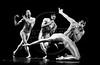 Ballet Nacional de Mexico, Mexico DF, 1986. Eva Pardave, Miguel Anorve, Jaime Blanc. (Austral Foto/Renzo Gostoli)