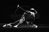 Ballet Nacional de Mexico, Teatro Covarrubias, Mexico DF, setiembre,1984. Antonia Quiroz. (Austral Foto/Renzo Gostoli)