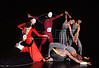 """Ballet Nacional de Mexico, Mexico DF, May 1986. """"Consagracion de la primavera"""", Mayo 1984.. (Austral Foto/Renzo Gostoli)"""
