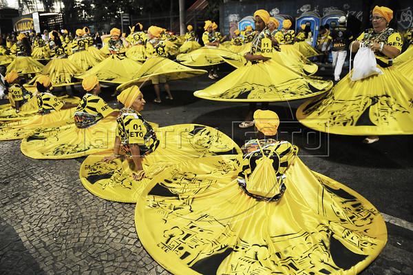 BRAZIL PRE CARNIVAL