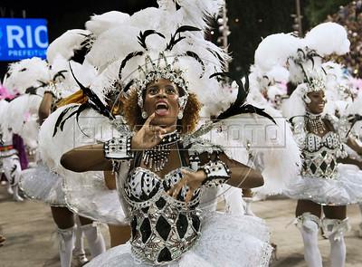 Carnival parade - Sao Clemente