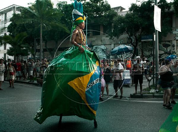 """Carnaval """"Escravos da Mauá"""""""