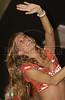 "Brazilian supermodel Giselle Bundchen waves to fans while attending  ""Special group"" carnival parades in Rio de Janeiro, Brazil.<br /> (Australfoto/Douglas Engle)"