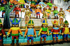 A float of Tijuca Samba School parades at the Sambadrome, Rio de Janeiro, Brazil, February 10, 2013. The Unidos da Tijuca Samba school parade pays tribute to Germany during Rio de Janeiro's 2013 carnival celebrations. (Austral Foto/Renzo Gostoli)