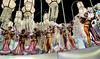 Inocentes de Belford Roxo samba school parades at Sambadrome, Rio de Janeiro, Brazil, February 10, 2013. The Inocentes do Belford Roxo Samba school parade pays tribute to South Korea during Rio de Janeiro's 2013 carnival celebrations. (Austral Foto/Renzo Gostoli