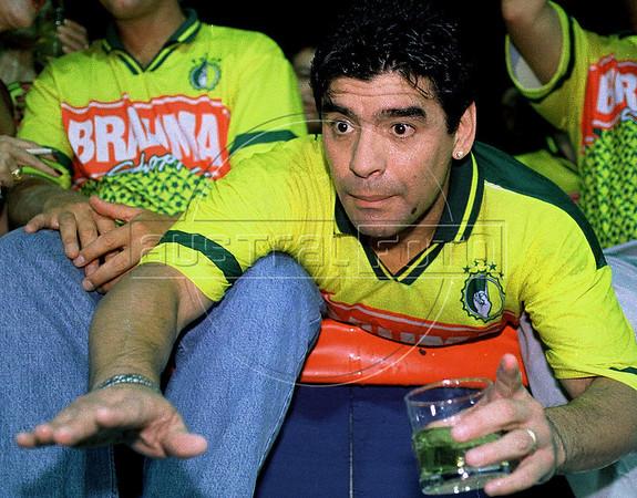 BRAZIL MARADONA