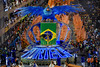 Portela samba school performs at the Sambadrome during the samba school parade  in Rio de Janeiro, Brazil, Feb. 19, 2007. (Austral Foto/Renzo Gostoli)