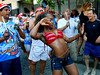"Revelers partcipate at a ""Bloco"" neighborhood carnival street parade in Rio de Janeiro, Brazil, February 6, 2010. The Blocos are regaining popularity as the official carnival parades, where samba schools compete for the best parade, increases in price.<br />  (Austral Foto/Renzo Gostoli)"