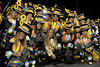 CARNAVAL 2009, Sao Clemente, Sambodromo, Rio de Janeiro, Brazil, Feb. 21, 2009. (Austral Foto/Renzo Gostoli)