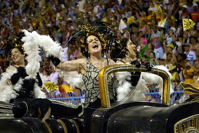 Sao Clemente - Desfile Sambodromo, Rio de Janeiro, Brazil, Fevereiro 20, 2012.  (Austral Foto/Renzo Gostoli)