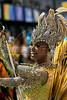 Members of Sao Clemente samba school prepare to parade at Sambadrome, Rio de Janeiro, Brazil, March 6, 2011.  (Austral Foto/Renzo Gostoli)<br /> <br /> Desfile da escola de samba Sao Clemente no sambodromo, 6 de marco, 2011. (Austral Foto/Renzo Gostoli)