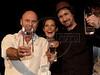 "Festa de entrega dos Premio Cinema da ACIE 2009, Rio de Janeiro, Brazil, Maio 18, 2009. ""Estomago"". (Austral Foto/Renzo Gostoli)"