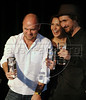 "Festa de entrega dos Premio Cinema da ACIE 2009, Rio de Janeiro, Brazil, Maio 18, 2008. ""Estomago"". (Austral Foto/Andre Luiz Melo)"