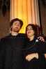 "Festa de entrega dos Premio Cinema da ACIE 2009, Rio de Janeiro, Brazil, Maio 18, 2009. Joao Miguel, ""Estomago"", Ada Rocha. (Austral Foto/Renzo Gostoli)"