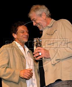 Festa de entrega dos Premio Cinema da ACIE 2009, Rio de Janeiro, Brazil, Maio 18, 2009. Antonio Bernardo. (Austral Foto/Renzo Gostoli)