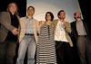 "Festa de entrega dos Premio Cinema da ACIE 2009, Rio de Janeiro, Brazil, Maio 18, 2009. ""Condor"". (Austral Foto/Renzo Gostoli)"