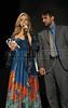 Premio ACIE de Cinema 2011-Tatiana Issa, esq, e Raphael Alvarez, dir, diretores, Rio de Janeiro, Brazil, May 30, 2011. (Austral Foto/Renzo Gostoli)