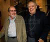 Premio ACIE de Cinema 2011- Caca Diegues, esq, e Luiz Carlos Barreto, dir, Rio de Janeiro, Brazil, May 30, 2011. (Austral Foto/Renzo Gostoli)