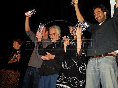 2007 ACIE Premio cinema - Eduardo Coutinho