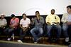 Mostra ACIE de Cinema 2011- Diretores dos films, Rio de Janeiro, Brazil, May 21, 2011. (Austral Foto/Renzo Gostoli)