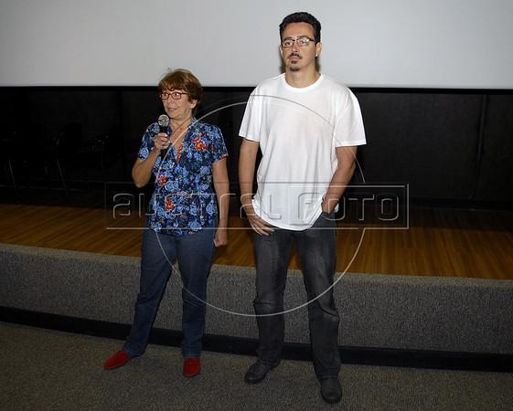 Mostra ACIE de Cinema 2011- Mery Galanternik, Rio de Janeiro, Brazil, May 21, 2011. (Austral Foto/Renzo Gostoli)