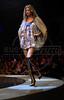Brazilian top model Gisele Bundchen wears a design of Colcci's 2008 Autumn Winter collection during the Fashion Rio Show, Rio de Janeiro, Brazil, Jan. 8, 2008. (AUSTRAL FOTO/RENZO GOSTOLI)