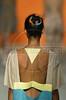 A model wears a creation by Cantao during the Fashion Rio Spring-Summer 2012 collection, Rio de Janeiro, Brazil, June 4, 2011. (Austral Foto/Renzo Gostoli)