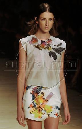 Brazil 2013 Spring/Summer Fashion Rio