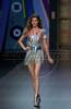 Brazilian top model Gisele Bundchen shows a design of Colcci's 2007 spring/summer collection during the Fashion Rio Show, Rio de Janeiro, Brazil, June 6, 2007. (AUSTRAL FOTO/RENZO GOSTOLI)