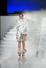 A model shows a design of Espaco Fashion's 2009 autumn/winter collection during the Fashion Rio Show, Rio de Janeiro, Brazil, January 15, 2009.  (Austral Foto/Renzo Gostoli)