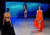 Models show designs of Iodice collection during the Claro Rio Summer Show, Rio de Janeiro, Brazil, November 7, 2008.  (Austral Foto/Renzo Gostoli)