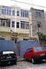 The building where Cristiane Regina da Silva lives in Rio de Janeiro. (Australfoto/Bruno de Lima)