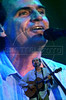 American singer James Taylor performs at Rock in Rio 3 festival, Rio de Janeiro, Brazil, Jan. 12, 2001. (Australfoto/Renzo Gostoli)