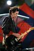 Keith Richards of the Rolling Stones performs  in Rio de Janeiro, Feb. 18, 2006.(AustralFoto/Douglas Engle)