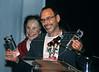 """PREMIO DE CINEMA ACIE 2012 - Marcelo Laffitte, ganhador dos premios """"Melhor diretor"""" e """"Melhor filme Juri popular"""" por """"Elvis & Madona"""", Rio de Janeiro, Brasil, Maio 7, 2012. (Austral Foto/Renzo Gostoli)"""