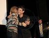 """PREMIO DE CINEMA ACIE 2012 - Ganhador do premio """"Melhor fotografia"""" com a correspondente Anja Kessler, Rio de Janeiro, Brasil, Maio 7, 2012. (Austral Foto/Renzo Gostoli)"""