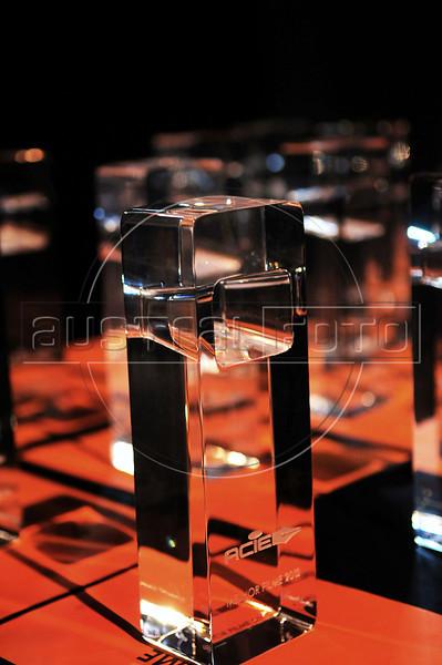 PREMIO DE CINEMA ACIE 2012 - Trofeos, Rio de Janeiro, Brasil, Maio 7, 2012. (Austral Foto/Renzo Gostoli)