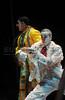 Unicirco, show, palhacos Muzzarela e Farelo, Rio de Janeiro, Brazil, Abril 7, 2012. (Austral Foto/Renzo Gostoli)