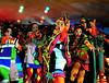 Unicirco, show, palhacos, Rio de Janeiro, Brazil, Abril 21, 2012. (Austral Foto/Renzo Gostoli)