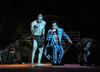 Unicirco, Marcos Frota e Richard, Rio de Janeiro, Brazil, Abril 14, 2012. (Austral Foto/Renzo Gostoli)