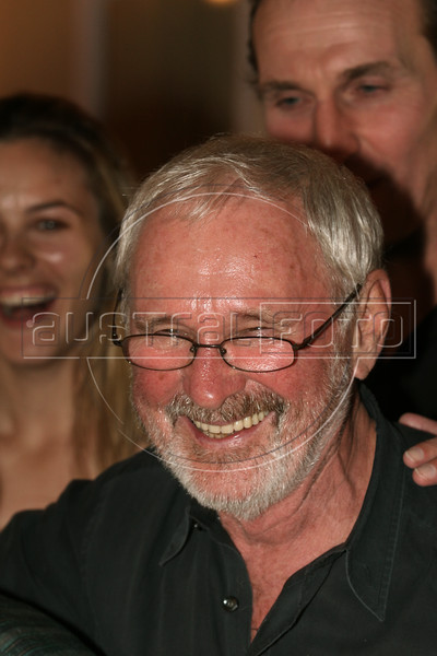Jury Member Norman Jewison of Canada before a film presentation at the inauguration of The World Adventure Film Festival, in Manaus, Capital of the Brazilian state of Amazonas, Nov. 5, 2005. The festival, billed as dedicated to the human spirit of adventure, was launched last year by the government of the State of Amazon to highlight its role of preserving natural heritage.(AustralFoto/Douglas Engle)