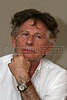 """French director Roman Polanski appears during a press conference as part of The World Adventure Film Festival, in Manaus, Capital of the Brazilian state of Amazonas, Nov. 9, 2005. The festival, billed as dedicated to the human spirit of adventure, was launched last year by the government of the State of Amazon to highlight its role of preserving natural heritage. Polanski's film """"Oliver Twist,"""" not in the competition, will be shown at the closing ceremony.(AustralFoto/Douglas Engle)"""
