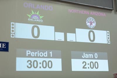 Orlando Roller Derby Ozone Slayers vs Northern Arizona