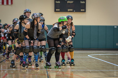 Orlando Roller Derby: Theme Park Throwdown, Season Opener.