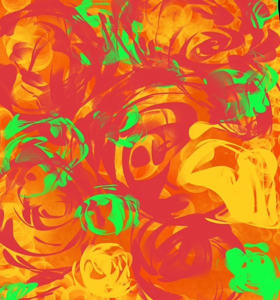 Psychedelic Swirl
